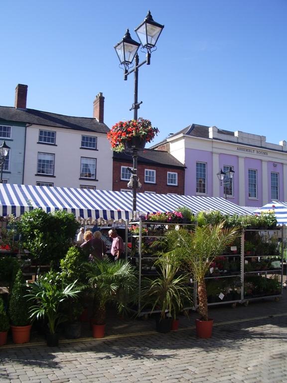 Craft Markets Ludlow